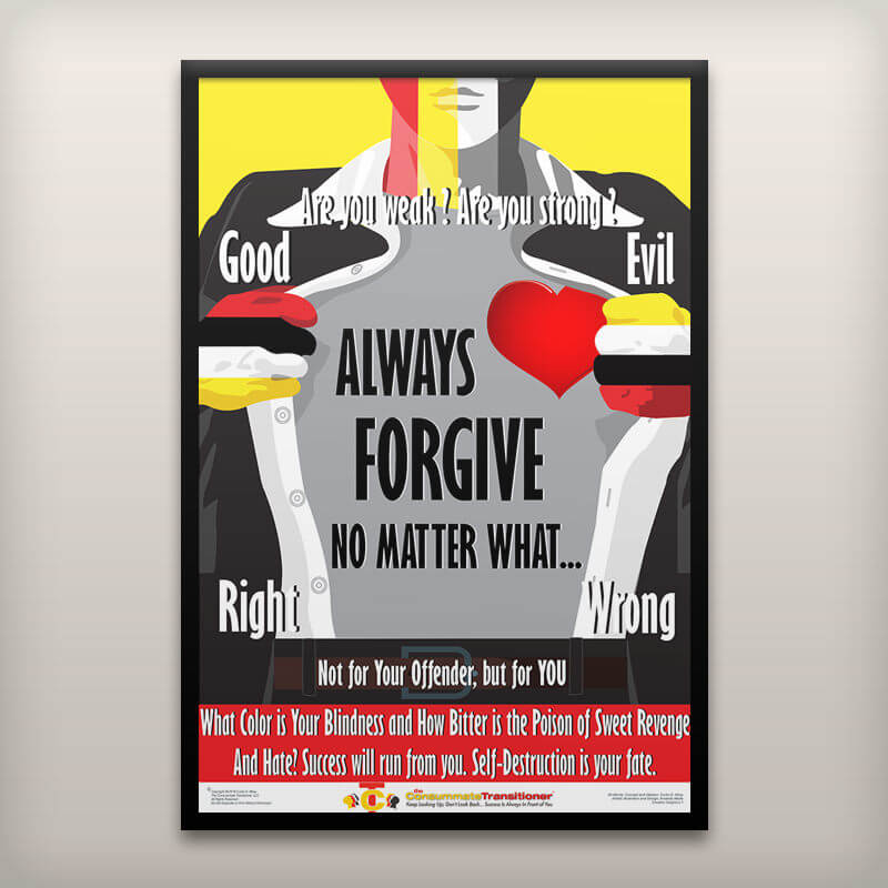 Always Forgive Poster