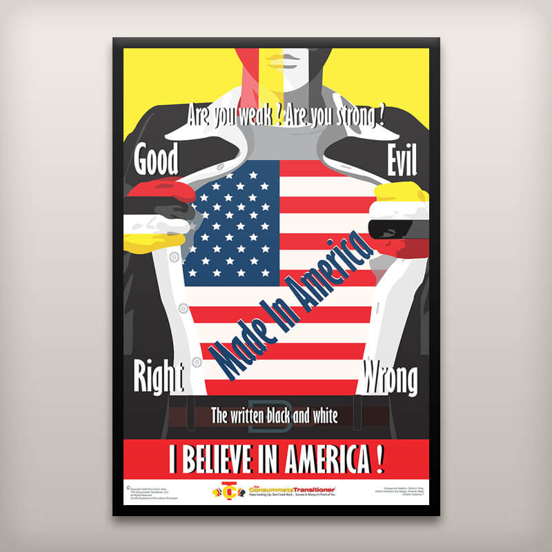 Made in America poster